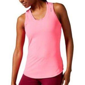 Reebok Womens Pink Purple Active Workout Tank Top